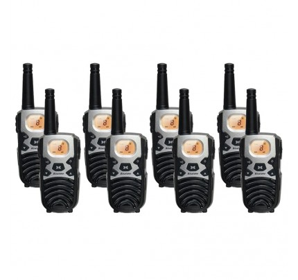 Binatone Terrain 850 Eight Pack Walkie Talkies