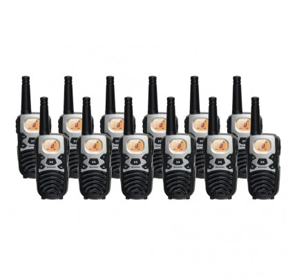 Binatone Terrain 850 Twelve Pack Walkie Talkies