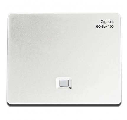 Gigaset GO-Box 100 Base for VoIP & Landline (White)
