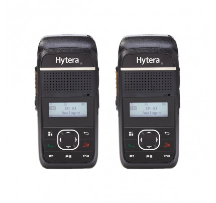 Hytera PD355LF Twin Pack License-Free Two Way Radios