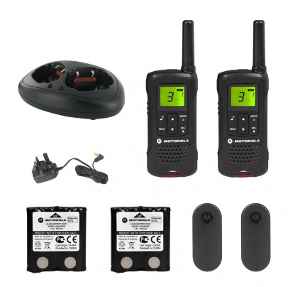 Motorola TLKR T60 Two-Way Radios