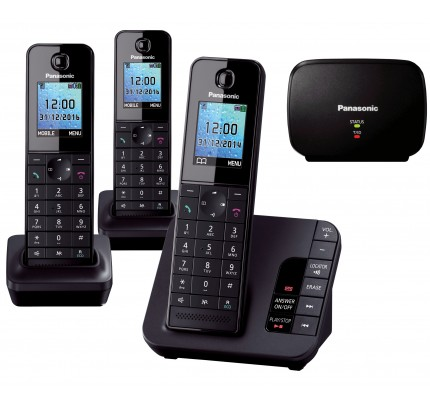 Panasonic KX-TGH223 Trio Long Range