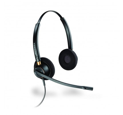 Plantronics HW520 Corded Headset