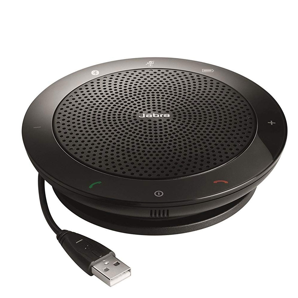 Image of Jabra Speak 510 MS Portable Bluetooth Conference Speakerphone