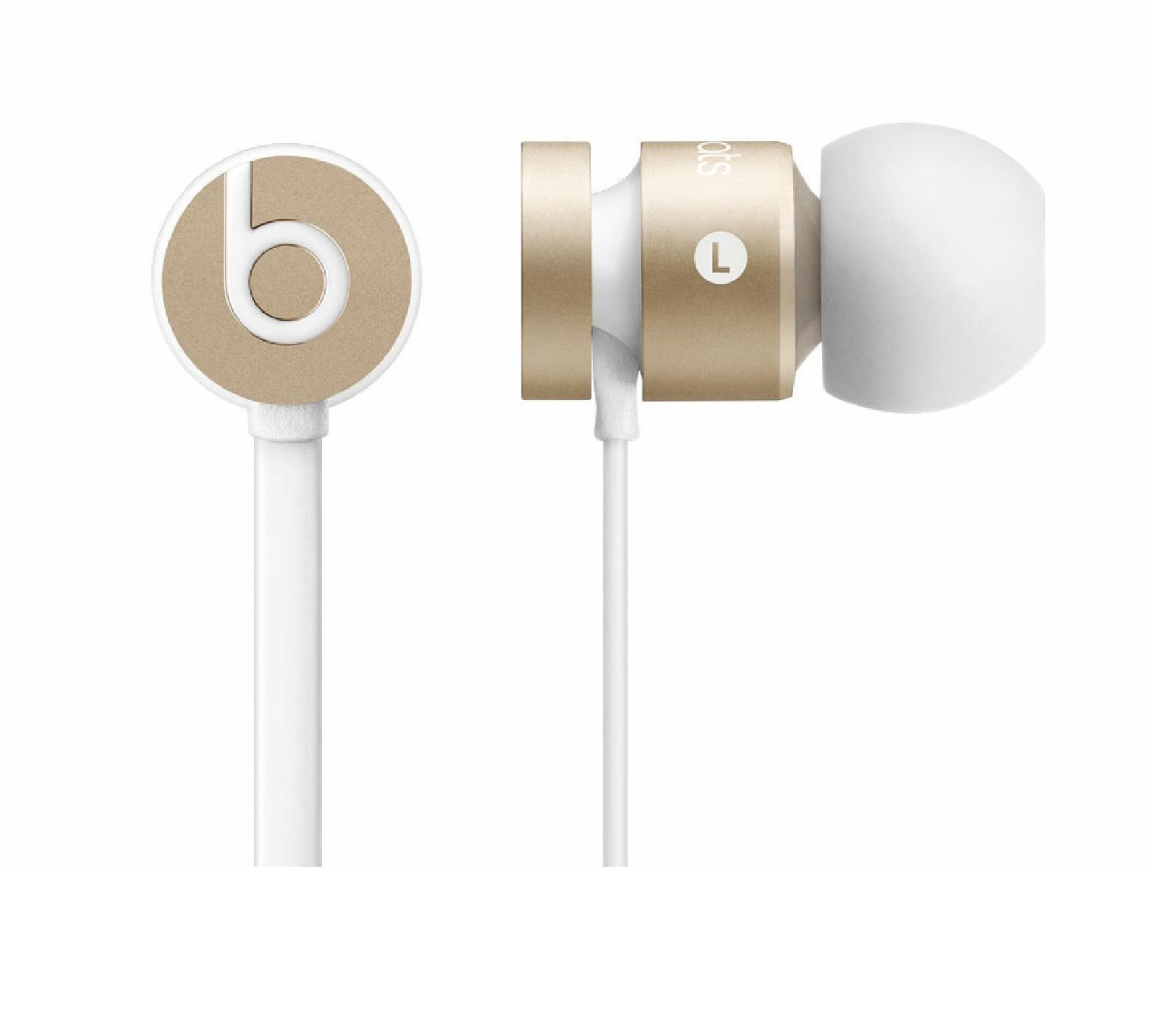 Image of Beats by Dre urbeats - white/gold