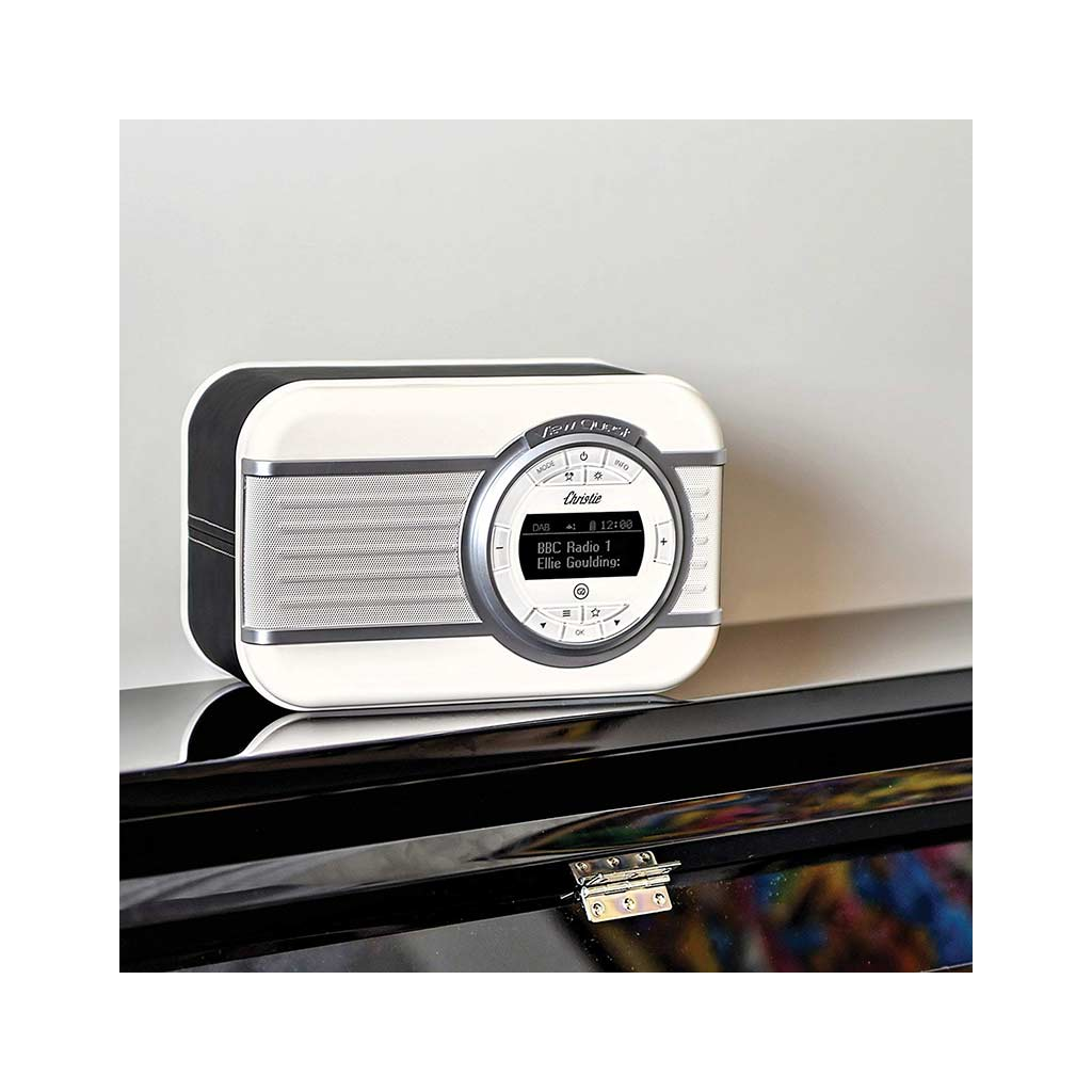 Rechargeable DAB Radios