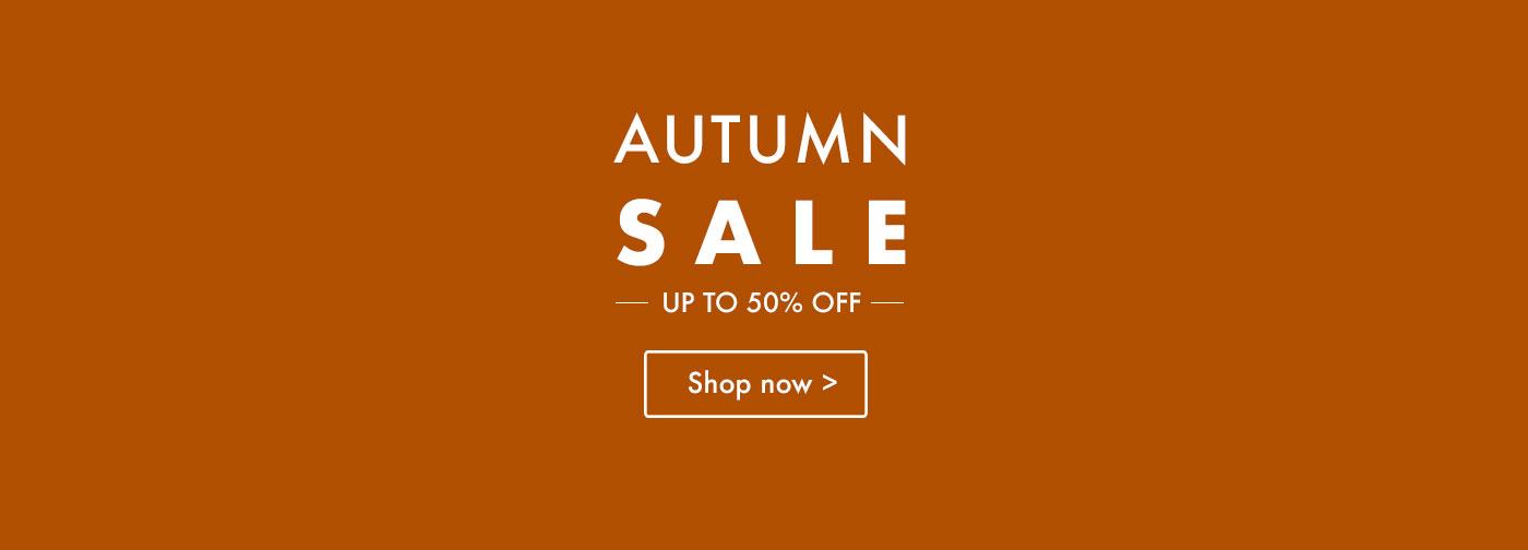 Autumn Sale 2019