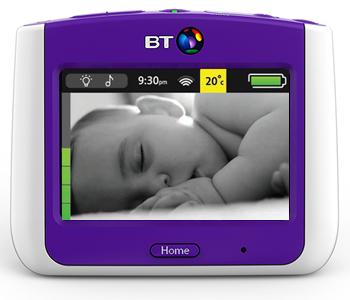 BT Video Baby Monitor 7000