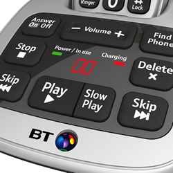 BT 4500 Digital Cordless Phone with Answer Machine