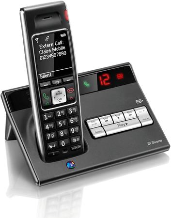BT Diverse 7450 Plus Cordless Phone