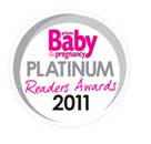 BT Baby Monitor and Pacifier Award