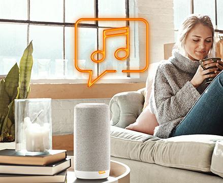 Gigaset Smart Speaker Alexa