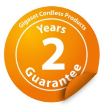 Gigaset CS3 Cordless Phone 2 Year Warranty