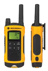 Motorola TLKR T80 Extreme Two-Way Radios