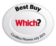 Panasonic 8561 Which? Best Buy Cordless Phone
