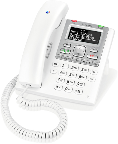 BT Paragon 550