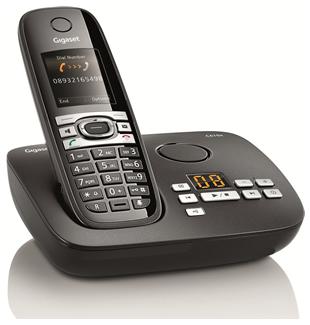 Siemens Gigaset C610A Cordless Phone