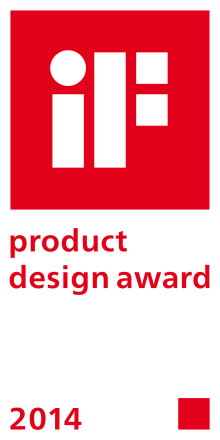 iF Design Award 2014