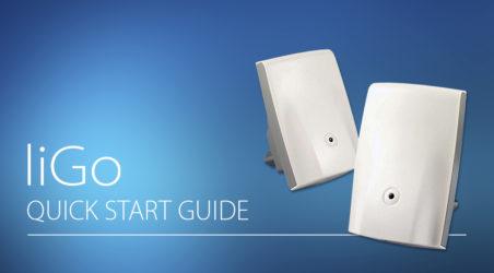 liGo quick start guide: RTX Wireless Phone Jack Extension Units Installation