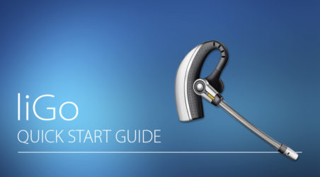 liGo quick start guide: Plantronics C70 GAP Registration