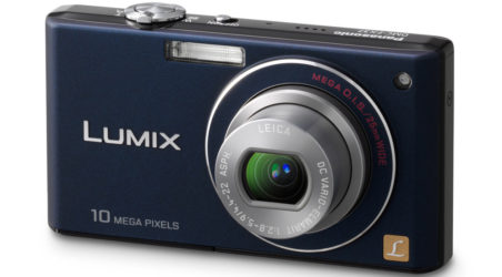 The Panasonic Lumix DMC FX37 Digital Camera: There's No Need To Be Afraid