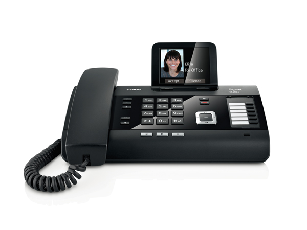 Designer Phone For The Home Office The Classy Gigaset Dl500a