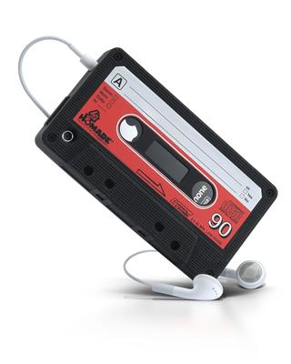 iPhone Retro Cassette Cover