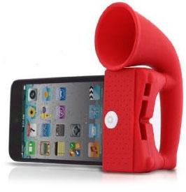 iPhone Horn Amplifier