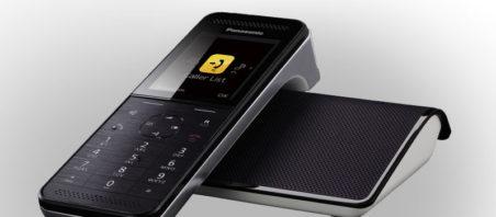 Meet the new Panasonic Premium Design DECT Phones - liGo