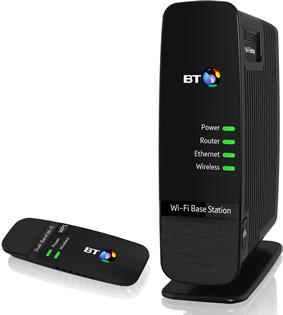 BT Dual-Band Wi-Fi Kit 600