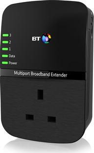 BT Multi-port Broadband Extender 500 Add-on