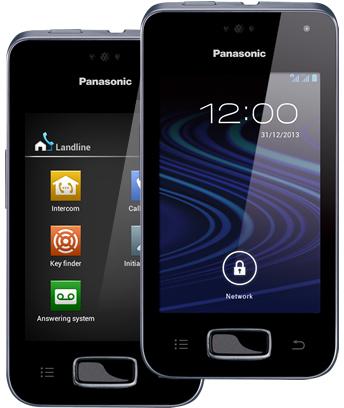 Panasonic KX-PRX 150 Cordless Phone