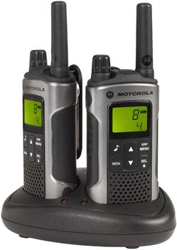 Motorola TLKR T80 Two-Way Radios