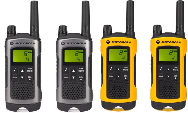 Motorola TLKR T80 and T80 Extreme 2-Way Radios