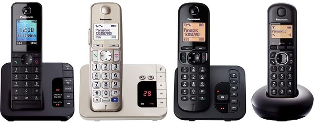 Panasonic DECT Phones