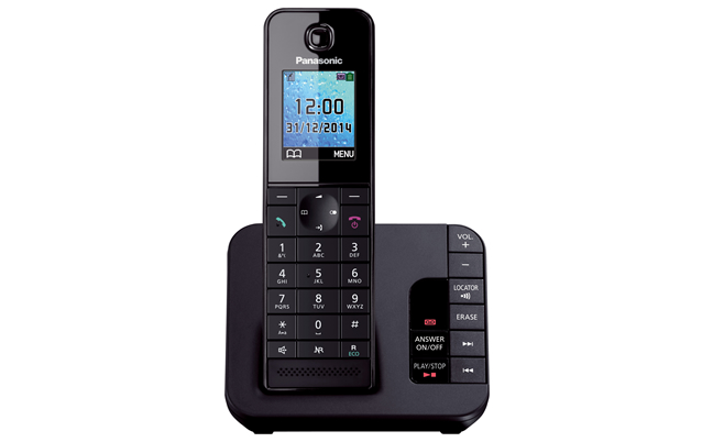 Panasonic KX-TGH220 Cordless Phone