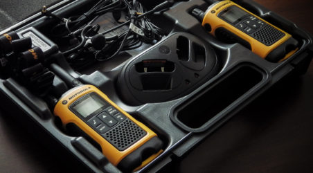Motorola TLKR T80 Extreme Two-Way Radios Review