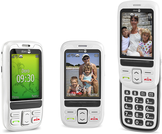 Doro PhoneEasy 715 Mobile