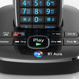 BT Aura 1500 - Digital Answer Machine