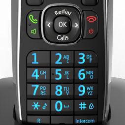 BT Aura 1500 - Backlit Keypad