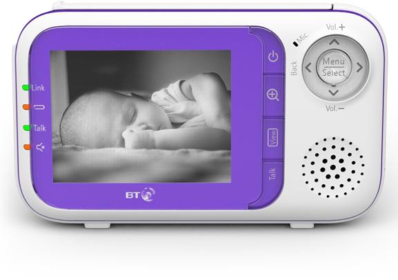 BT Baby Monitor 1000
