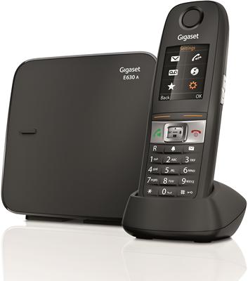 Gigaset E630A Cordless Phone