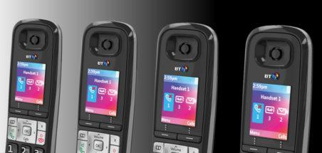 BT 8500 - Latest Nuisance Call Blocking Cordless Phone