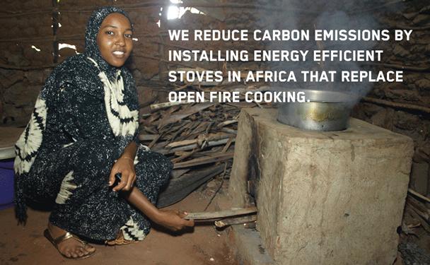 Energy Efficient Stove