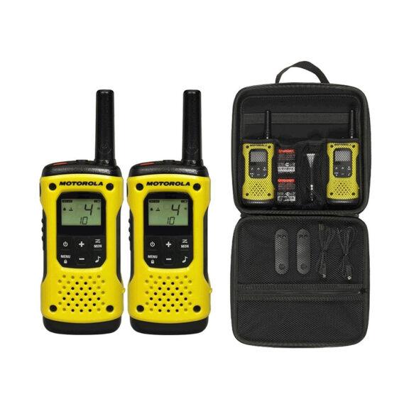 Motorola TLKR T92 Voice Activated