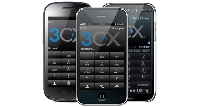 VOIP on mobiles