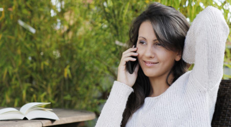 Calling all gardeners! - Treat yourself to a new outdoor cordless phone this summer