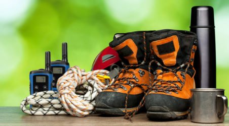 Ready for the Great Outdoors?  Don't Forget Your Walkie Talkies
