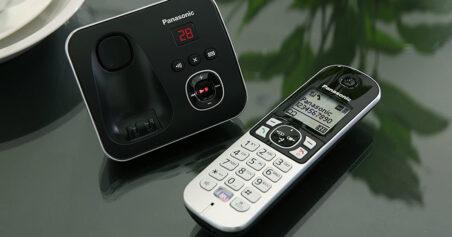 Panasonic KX-TG 6821 Cordless Phone Review