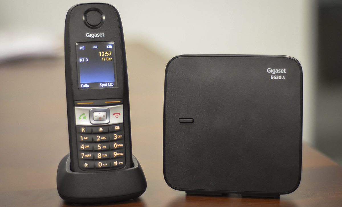 Siemens Gigaset E630A Robust Cordless Phone: Review